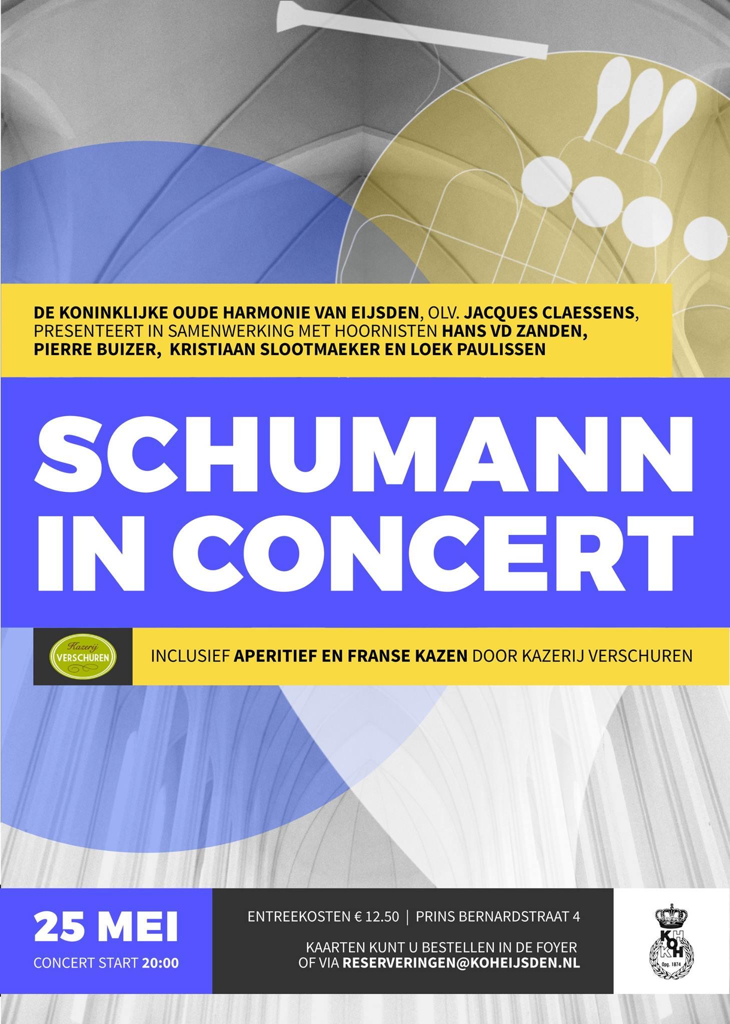 Schumann in Concert